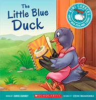 The Little Blue Duck
