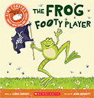 The Frog Footy Player